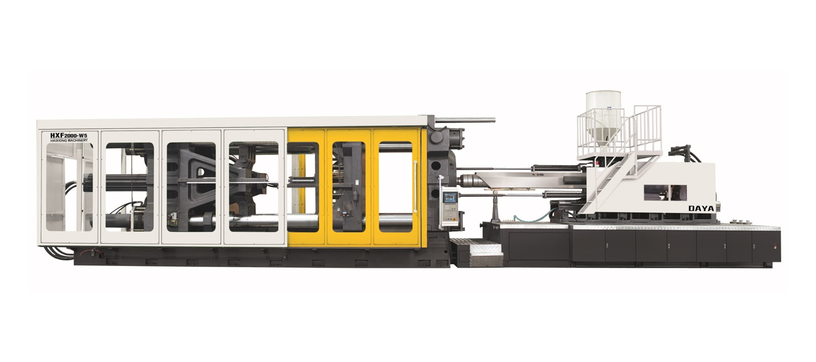 2200 ton injection machine model
