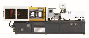 classical series injection molding machine