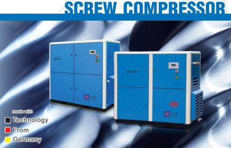screw air compressor