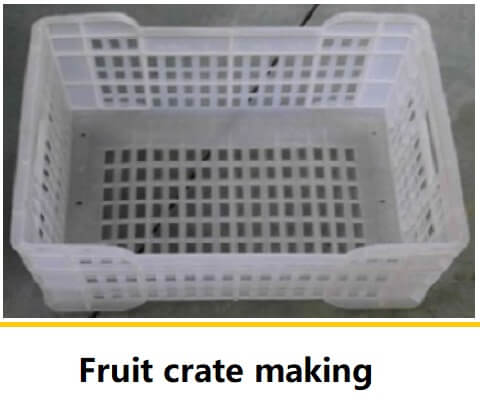 fruit crate making
