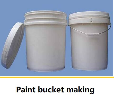 paint bucket making