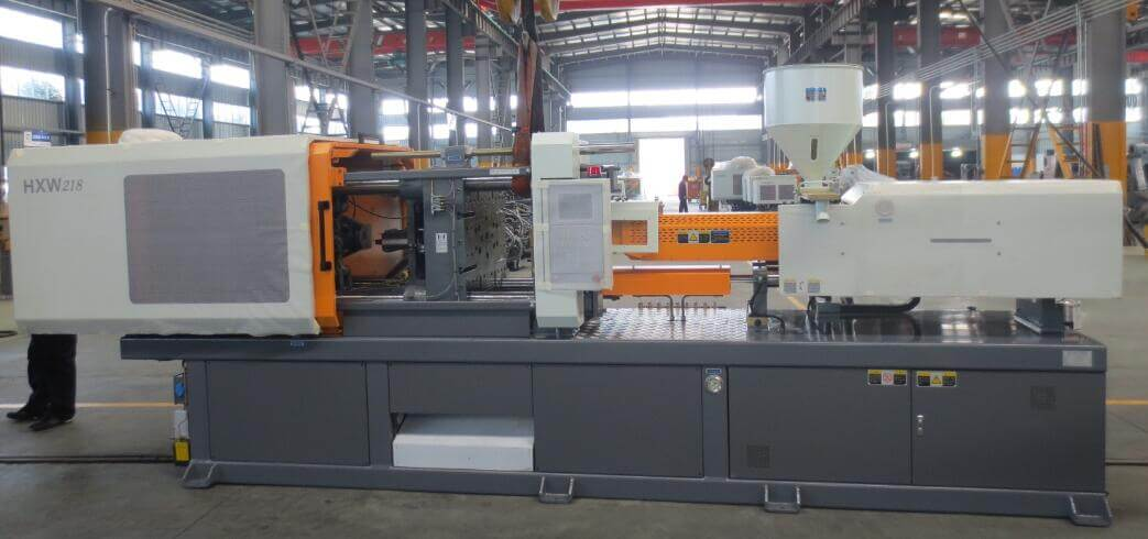 HXW218 injection molding machine