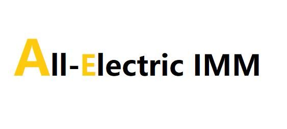 All-electric IMM