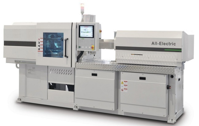 all-electric injection molding machine