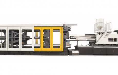 2500 ton injection machine model