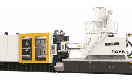 830 ton injection machine model